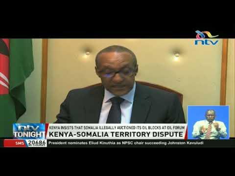 Kenya- Somalia territory dispute