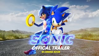 Sonic The Hedgehog Trailer Fixed  (Spoiler Alert)