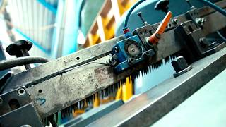 The steel nail || Machines and Industry