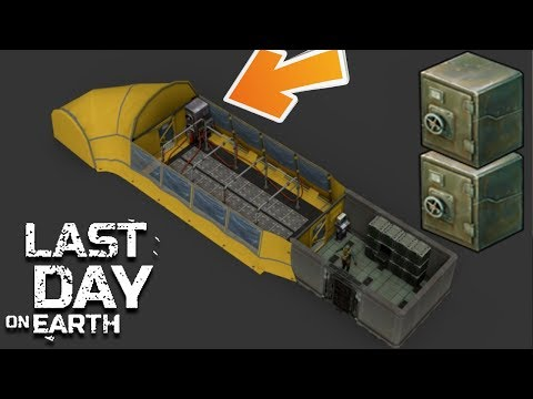Обновление в Секторе 7 ! Новые локации для мультиплеера ! Last Day on Earth: Survival