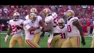 NaVorro Bowman | 2013/2014 Highlights | San Francisco 49ers