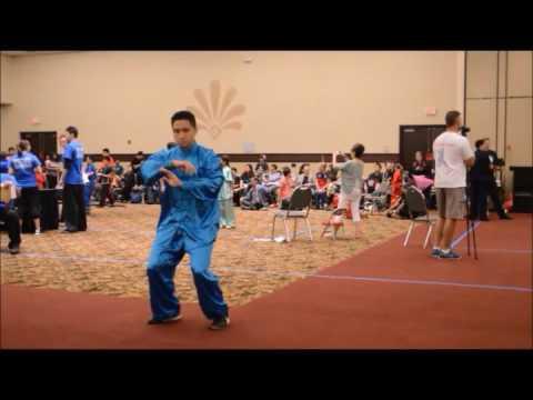 Chen Style Tai Chi routine 2016