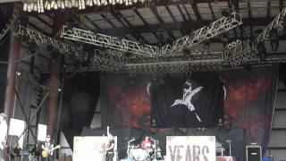 "10 Years ""Chasing The Rapture"" Rock Fest, Wisconsin, 7/21/12 live concert"
