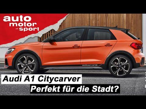 Audi A1 Citycarver (2019): Das perfekte Stadtauto? – Review/Fahrbericht | auto motor und sport