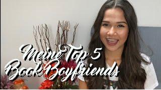Meine Top 5 Book Boyfriends| Jess| Leselaunehoch3