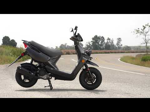 2021 Scootstar Roguestar 50 Scooter in Forest Lake, Minnesota - Video 1