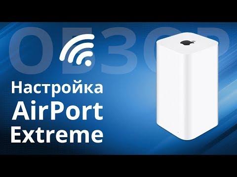 Обзор AirPort Extreme