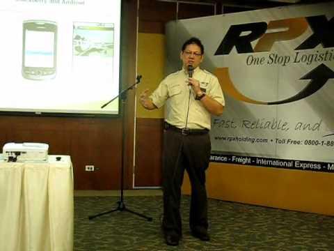 Peluncuran RPX Mobile