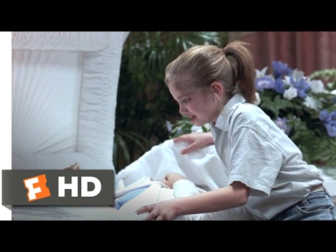My Girl (1991) - He Can't See Without His Glasses Scene (8/10) | Movieclips