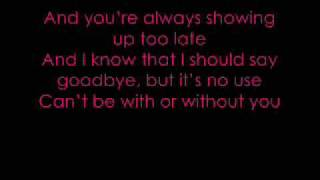 Here We Go Again - Demi Lovato With Lyrics
