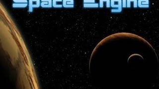 preview picture of video 'Space Engine | Ukázka ze hry | HD 1080p'