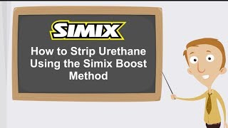 Strip Urethane Using the Simix Boost Method