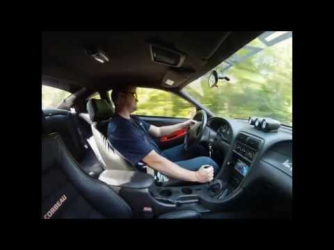 Twin Turbo Saleen Mustang Video Compilation