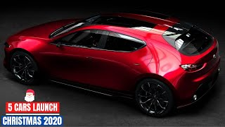 🎄 Best 5 Upcoming Cars in CHRISTMAS 2020 🎅 Upcoming Top Car Launch Of Christmas December 2020 🎄🎅
