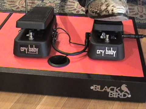Dunlop GCB-95F Cry Baby Classic Fasel Wah Pedal | Pedal