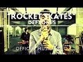 Deftones Rocket Skates
