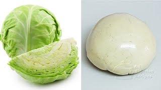 Cabbage Fufu | Low Carb, Keto-Friendly, Gluten-free Fufu