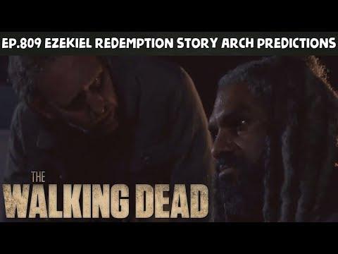 TWD Season 8b King Ezekiel Breakdown & Predictions