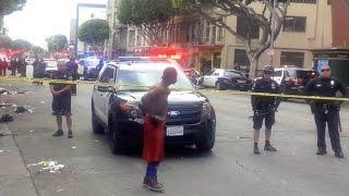 Что такое гетто в Лос-Анджелесе   Район где убили Африку