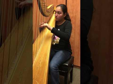 Harp Student Recital