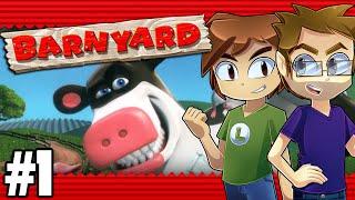 Barnyard Game Soundtrack - Golf Mini-Game