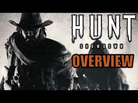 HUNT SHOWDOWN Overview and Impressions - Horrors of the Bayou