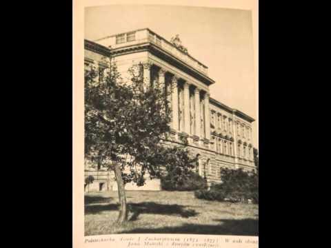 Polski Lwów na starej fotografii - Chór Eryana 1934