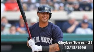 MLB Youngest Players 2018