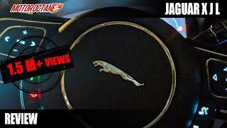 Jaguar XJ L Real life Review | Hindi | MotorOctane