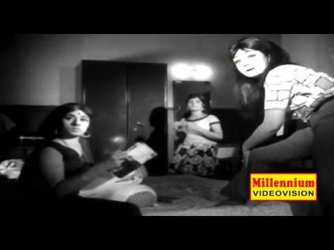 Pattabhishekam | Old Malayalam Black And White Movie | Part 1 | Prem Nazeer & Ambika