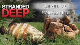 NEW LEVEL-UP ALERT, EDITOR UPDATE & BUGFIXES! Stranded Deep 0.54.1 Update Overview