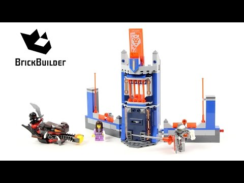 Vidéo LEGO Nexo Knights 70324 : La bibliothèque 2.0 de Merlok