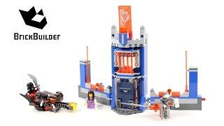 Lego Nexo Knights 70324 Merlok's Library 2.0 - Lego Speed build