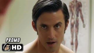 "THIS IS US S03E04 Official Promo Trailer ""Vietnam"" (HD) Milo Ventimiglia Series"