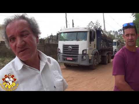 Sistema Produtor São Lourenço x Moradores do Bairro Lagoa Azul na Estrada da Laranjeira