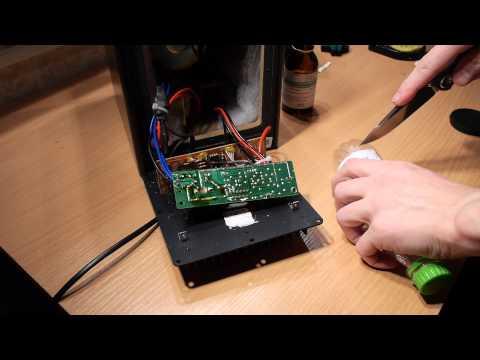 Ремонт колонок Microlab Solo 1 mk3