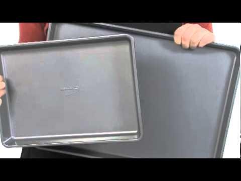 Calphalon Nonstick Baking Sheet & Brownie Combo Set  SKU : # 8062152