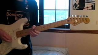 Two Door Cinema Club - Cigarettes In The Theatre (Guitar Cover)