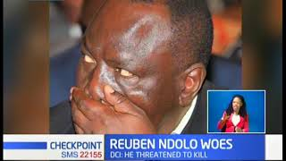 Reuben Ndolo to be arraigned in court