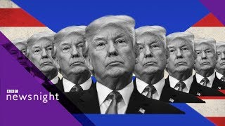 Is Donald Trump likely to be impeached? - BBC Newsnight