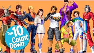 Top 10 Forgotten Fighting Games