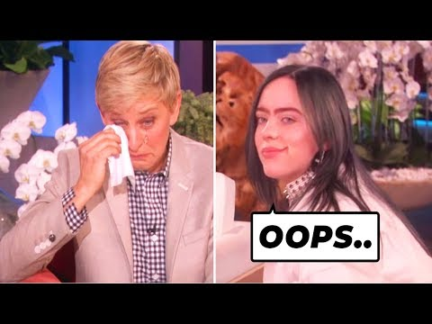 Ellen KICKS OUT Guests For Not Following The Rules (видео)