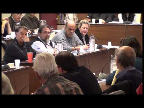 Δ. Συμβουλίο 26-11-2014: Έγκριση προϋπολογισμού & Ολοκληρωμένου Πλαισίου Δράσης Δ. Βύρωνα 2015