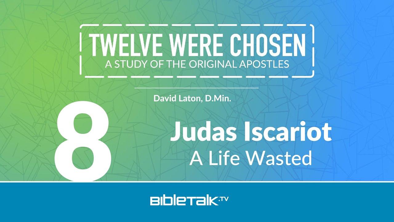 8. Judas Iscariot