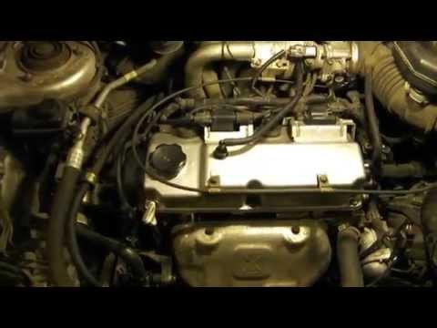 ГТ Митсубиси Spays Star (Lanser 9) 1.6i Ремонт двигателя своими руками Часть3