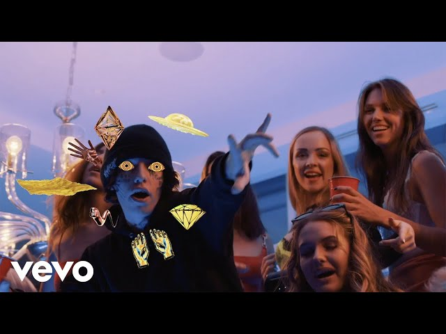Lil Xan - Wide Awake (Official Music Video)