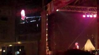Annie Lennox - AIDS2010 - Don't let it bring you down
