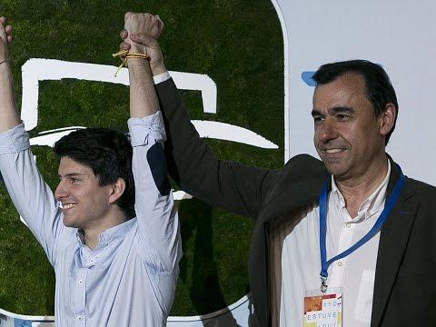 """Maillo: """"A pesar de que algunos intenten frenarnos, el PP seguirá apostando por España"""""""