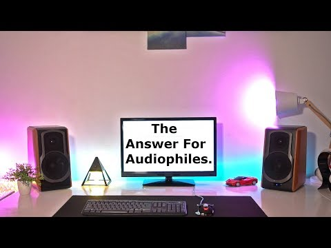 Edifier S1000DB Audiophile Active Bookshelf Speakers Review (Demo) (Sound Test)