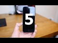 iPhone 5 Review 2017